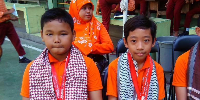 Dua Siswa MI NU Akan Ikuti Olimpiade Matematika Internasional