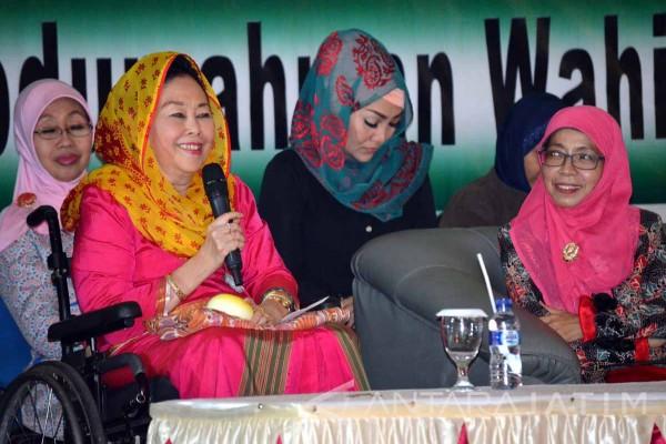Sahur Bersama, Ibu Shinta Ingatkan Kemajemukan Bangsa