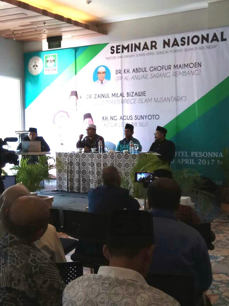 Gelar Rapat Koordinasi dan Rapat Kerja, Ini Agenda LPNU