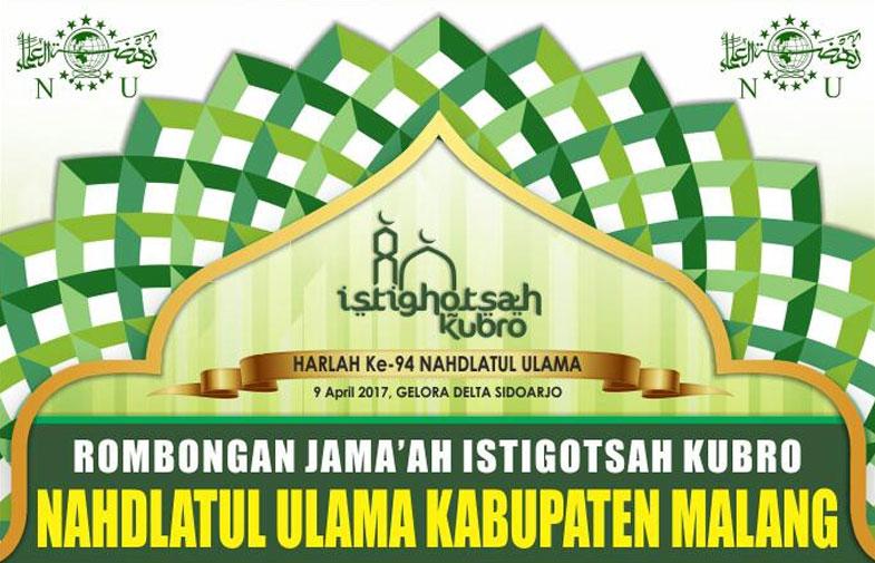 Ribuan Nahdliyin Kabupaten Malang, Berangkat Sabtu Dini Hari