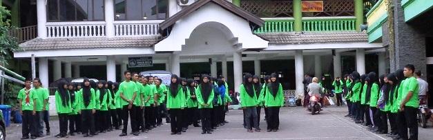 YPM Sepanjang Kirim Ribuan Pasukan Semut