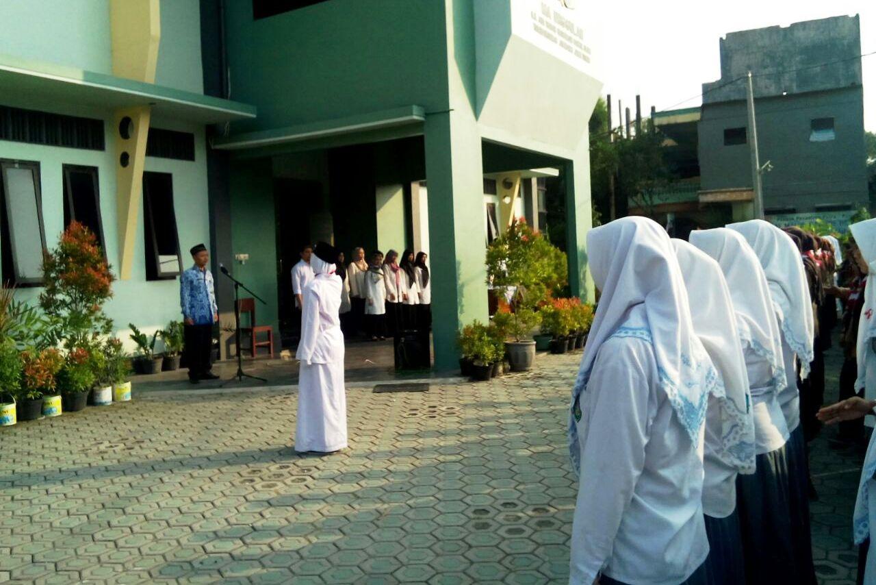 MAU WH Tambakberas Raih Nilai Tertinggi UNBK di Jombang