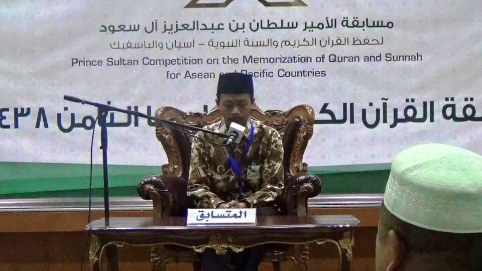 Santri Tebuireng Juara Hafalan Al-Quran dan Hadits Tingkat Asia Pasifik