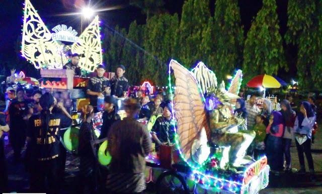 Lestarikan Tradisi, IPNU Tuban Selenggarakan Festival Tongklek