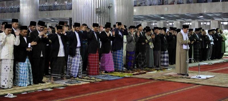 Sekilas tentang Shalat Idul Fitri