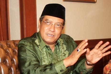 PBNU: Salah Alamat Bela Rohingya di Borobudur