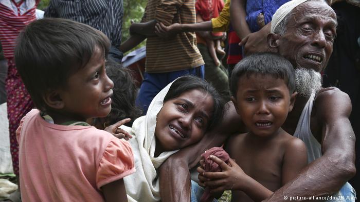 NU Gresik Berdoa dan Himpun Dana untuk Rohingya