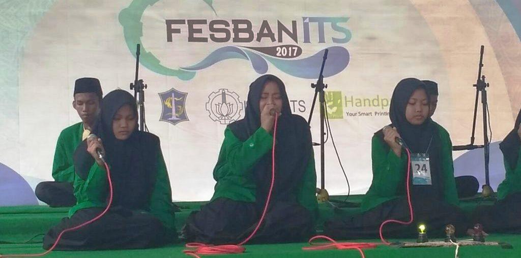 Sambut Dies Natalis, ITS Selenggarakan Festival Banjari