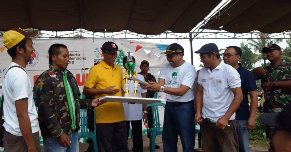 Putra Leman Kemuning Pertahankan Juara Ansor Cup IV