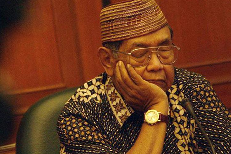 Pidato Idul Fitri Gus Dur Tanpa Demokrasi, Fatamorgana
