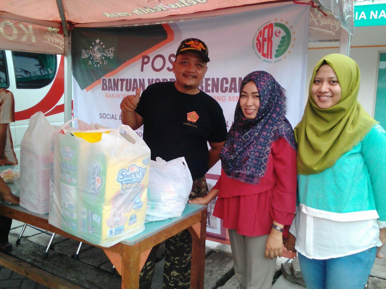 Pantauan Tim NU Jatim, Ini Kebutuhan Warga Pacitan