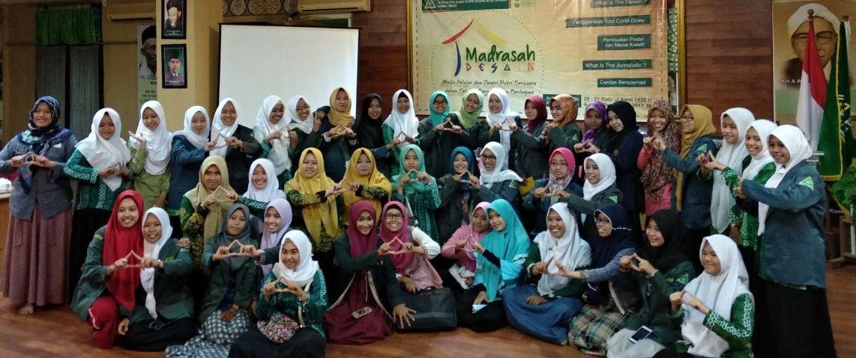 Tangkal Gerakan Radikal dan Hoax, IPPNU Jatim Gelar Madrasah Desain