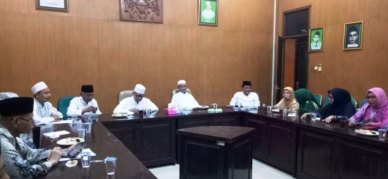 Muslimat NU Jangan Gunakan Atribut untuk Kepentingan Politik