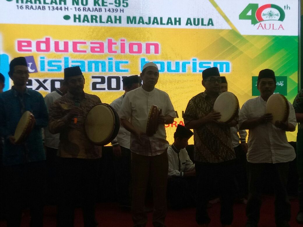 Majalah Aula, RMI dan Lesbumi, Gelar Islamic Education & Tourism Expo
