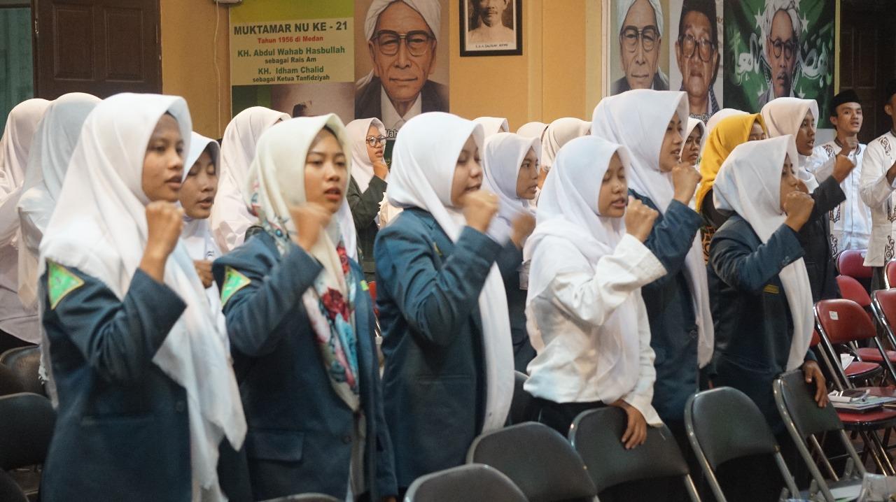 Kader IPPNU se-Jatim Digembleng Nilai-nilai Ahlussunnah Waljamaah
