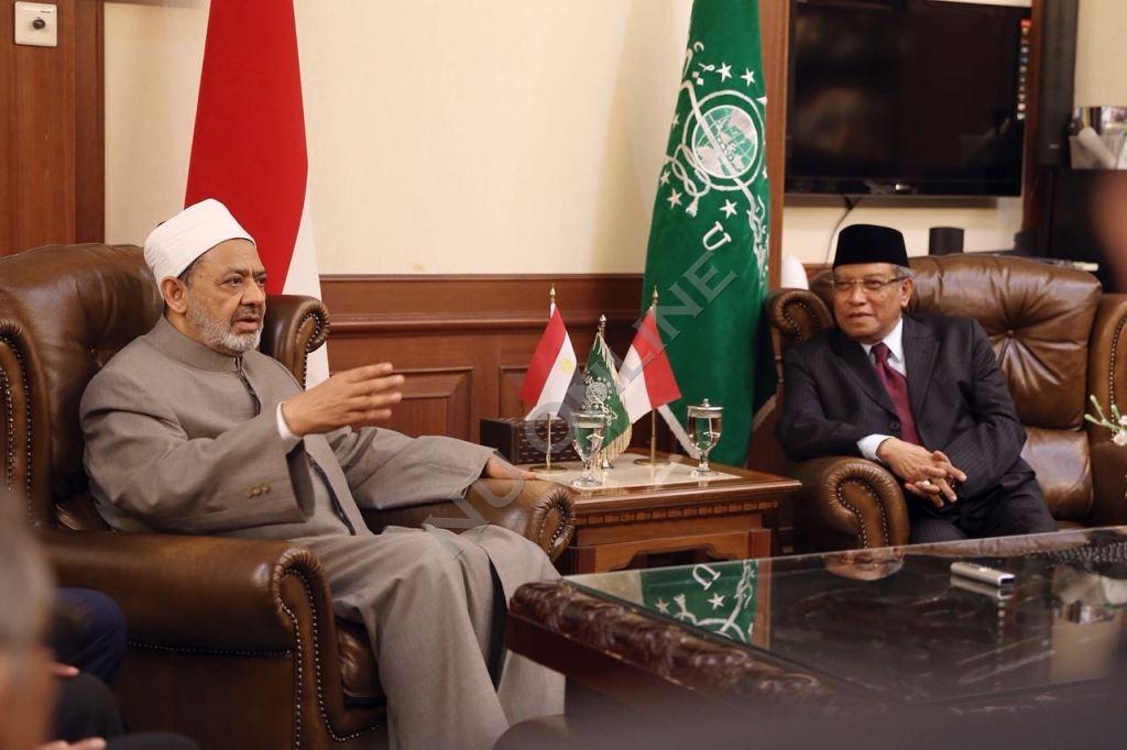 Tanggapan atas Video Grand Syaikh Al Azhar dan Ketua Umum PBNU