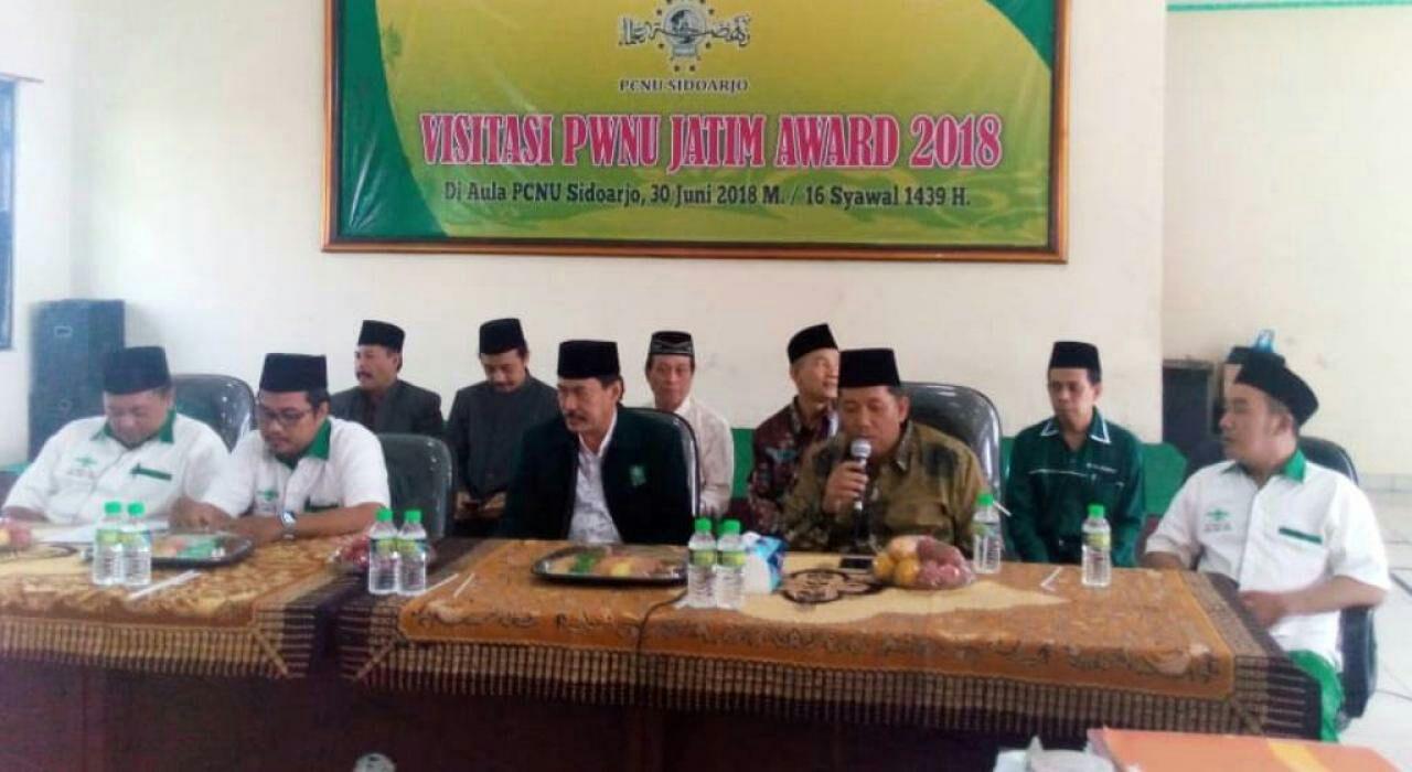 NU Jatim Award, Sidoarjo Raih Kategori Terbanyak