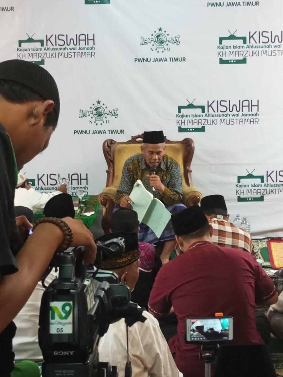 Peduli Derita Sesama di Lombok, Kiai Marzuki: Ini Tolok Ukur Keimanan