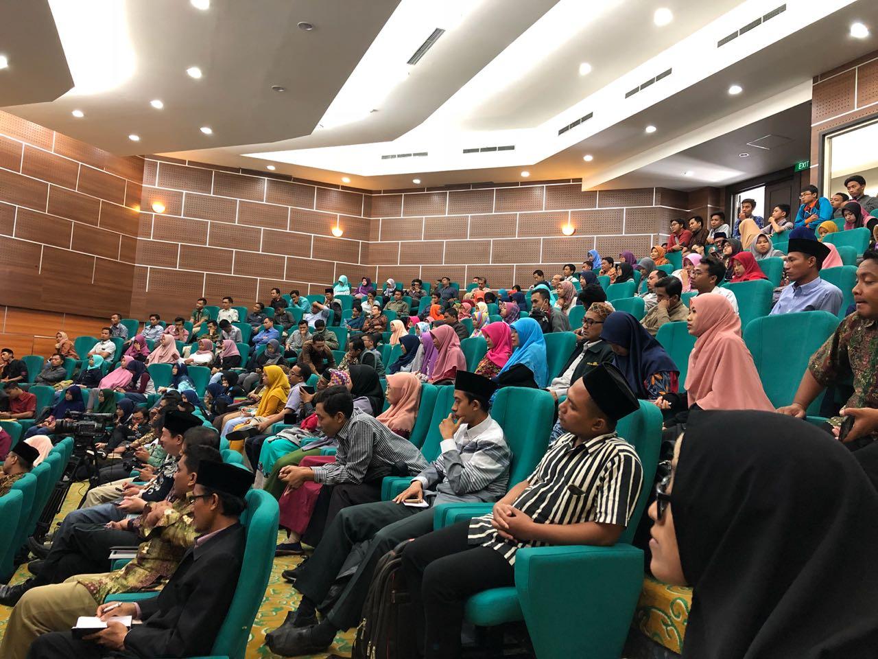 Bincangkan Islam Nusantara, Nur Syam Kembali ke Kampus