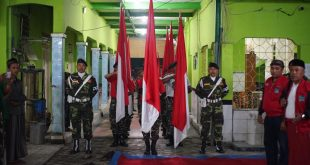 Kirab Satu Negeri GP Ansor PWNU Bali