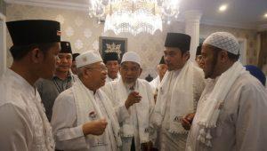 KH Ma'ruf Amin: Kini di Indonesia Banyak Al-Makiyun