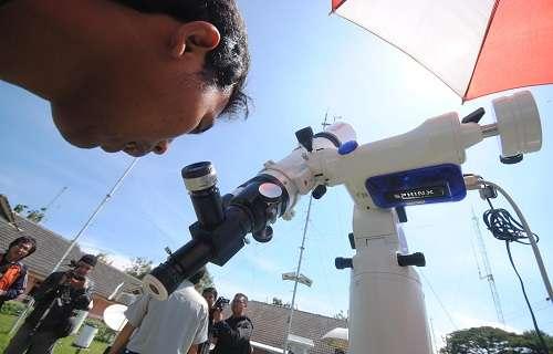 PW LFNU JATIM Buka Pendaftaran Pelatihan Merakit Teleskop