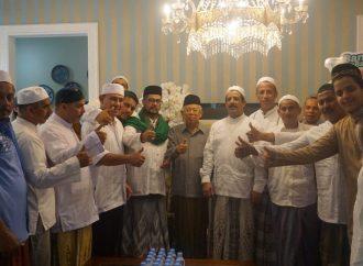 Para Habaib Jawa Timur Perkuat Dukungan pada Kiai Ma'ruf Amin