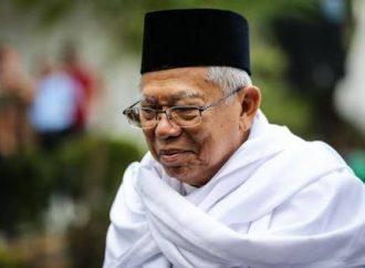 Kiai Ma'ruf Amin Bersumpah Melawan Fitnah dan Hoaks