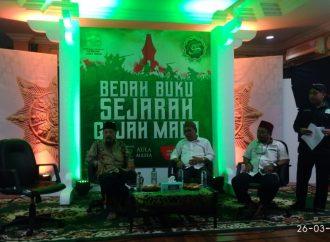 Diskusi Buku Gajah Mada, Ini Prestasi Lesbumi