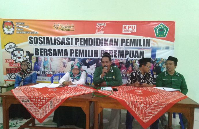 ISNU Blitar Gerakkan Perempuan Partisipasi dalam Pemilu