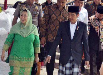 Faktor Kemenangan Jokowi-Ma'ruf di Tangan Kiai, Ini Penjelasan Yenny Wahid