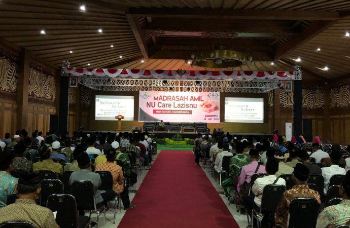 Gelar Madrasah Amil, NU Blitar Kembangkan Pengelolaan Zakat