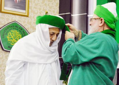 Jangan Main-main dengan Indonesia, Habib Luthfi: Negara Ini Didoakan Para Wali Allah