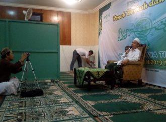 Mengawali Pengajian, Kiai Safruddin Doa Ziarah Makkah-Madinah