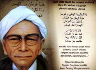Makan Dawet Saat Puasa, Anekdot Kiai Wahab Hasbullah