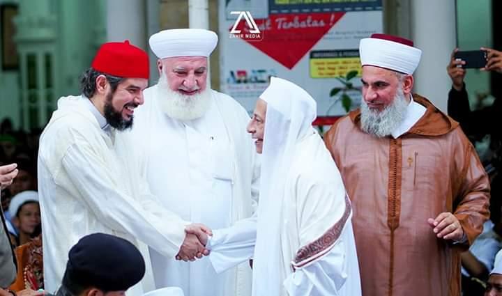 Habib Luthfi Bin Yahya Mintalah Kepada Allah Rezeki Secukupnya Nu Jatim Online