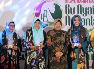 Bu Nyai Nusantara Bersatu Siap Tangkal Radikalisme