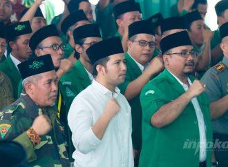Dihadiri Wagub, 3 Kandidat Bersaing dalam Konferwil GP Ansor Jawa Timur