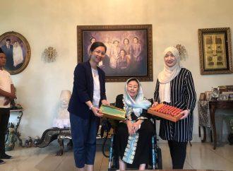 Aktivis Guangdong Islamic Association, Tiongkok, Apresiasi untuk Gus Dur