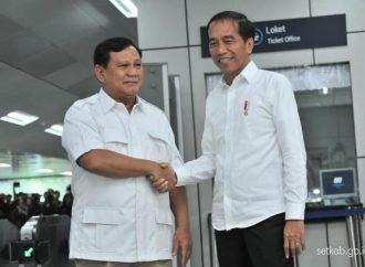 Pertemuan Jokowi-Prabowo, PBNU : Akhiri Perkubuan Pasca-Pilpres