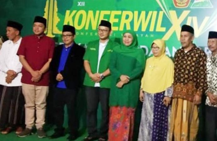 Syafik Sauqi Terpilih Jadi Ketua GP Ansor Jatim, Ini Pesan Khusus Gubernur Jatim
