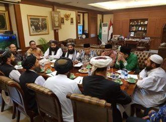 Kunjungi PBNU, 8 Delegasi Taliban Akui Dakwah Islam Nusantara