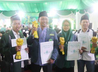 Raih Juara 1 PWNU Jatim Award 2019, Ini Perjuangan IPNU-IPPNU Sidoarjo