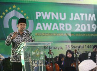 Apresiasi PWNU Jatim Award 2019, Begini Sambutan Wagub Jatim