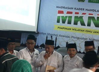Dibaiat Kiai Marzuki Mustamar, Kader ISNU Siap Berjuang dan Mengabdi