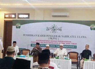PWNU Jawa Timur Gembleng Kader-kader Partai Berbasis Nahdliyin