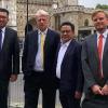NU Kembangkan Peran di Inggris, Cak Imin dan Boris Johnson Gelar Pertemuan Tertutup