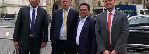 PCINU Sowan ke Syekh Awadl Karim: Siap Hadiri Sudan Bershalawat