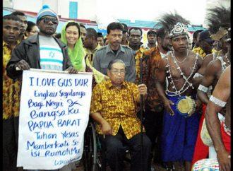 Bintang Kejora di Papua, dan Sikap Gus Dur
