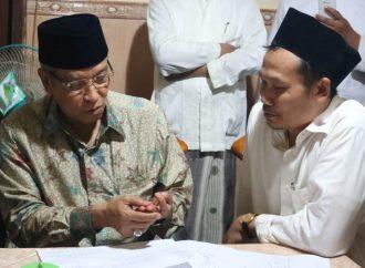 Gus Baha Ngaji Mahasantri Milenial di PWNU Jawa Timur